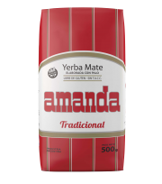 Traditional Yerba Mate Amanda