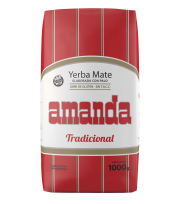 Traditional Yerba Mate Amanda 1 kg.